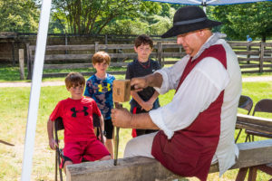 Traditional 18th-Century Trades Fair @ Stratford Hall | Stratford | Virginia | United States