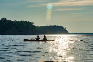 Sunset Kayaking @ Stratford Hall | Montross | Virginia | United States