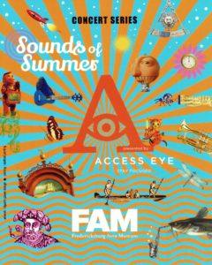 Sounds of Summer Concert Series - Cabin Creek @ Fredericksburg Area Museum / Market Square  | Fredericksburg | Virginia | United States