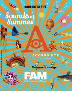 Sounds of Summer Concert Series - The Feathered Fish @ Fredericksburg Area Museum / Market Square | Fredericksburg | Virginia | United States