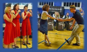 'Flying Home' Swing Dance with The Silver Tones @ Stafford Regional Airport | Fredericksburg | Virginia | United States