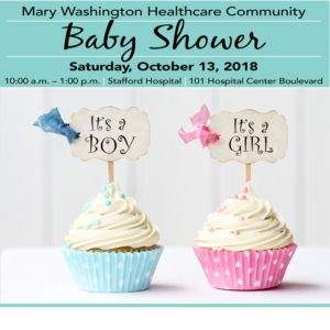 Community Baby Shower @ Stafford Hospital | Stafford | Virginia | United States