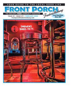 Front Porch Fredericksburg Feb Cover